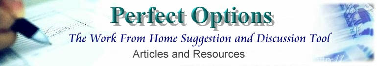 perfect options work from home header logo